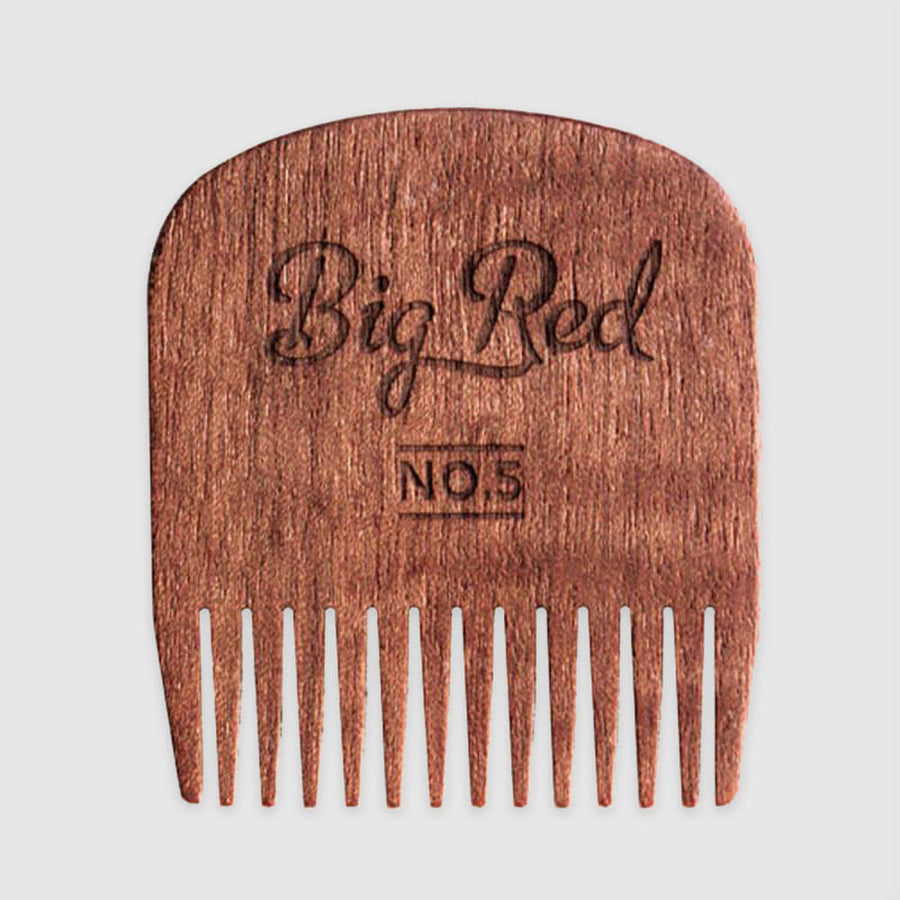 BigRed - No.5 All Seeing Eye Makore - Beard and Shave - 3