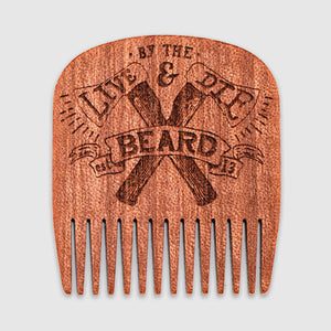 Bartkamm No.5 The Beard Makore - Live & Die