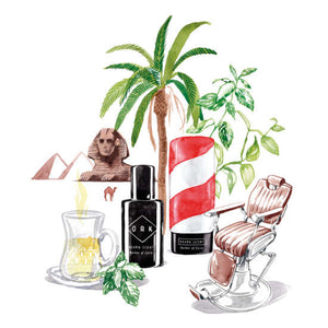OAK – Beard Scents – Bartduft – Barber of Cairo