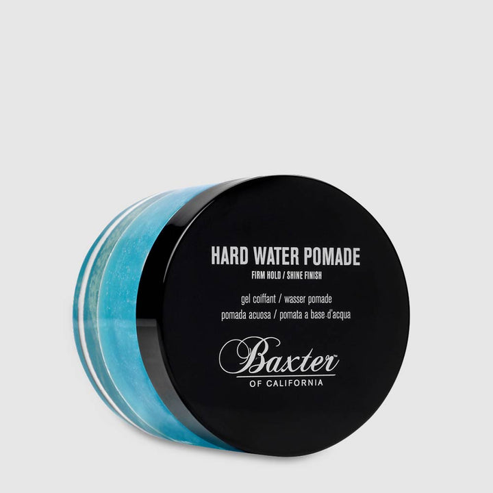 Baxter of California – Hard Water Pomade – Firm Hold, Shine Finish