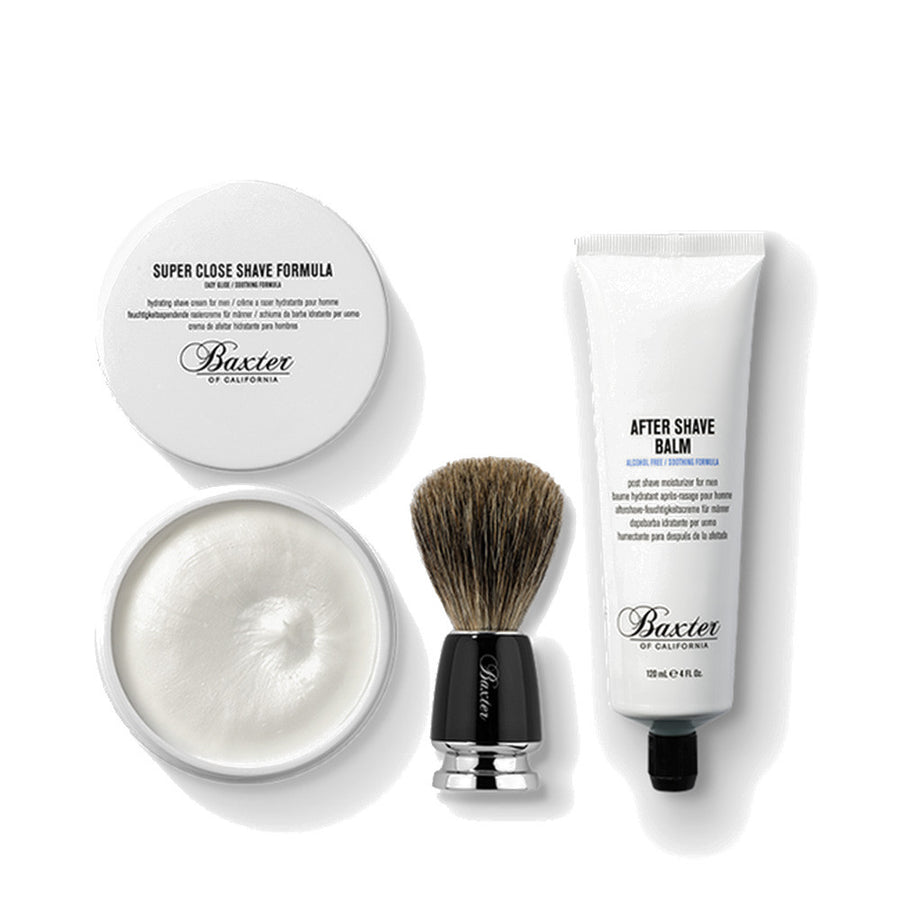 Baxter of California Shave 123 Kit - Starter Set Rasierpflege - Beard and Shave - 3