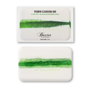 Baxter of California Soap - Lime / Pomegranate - Beard and Shave
