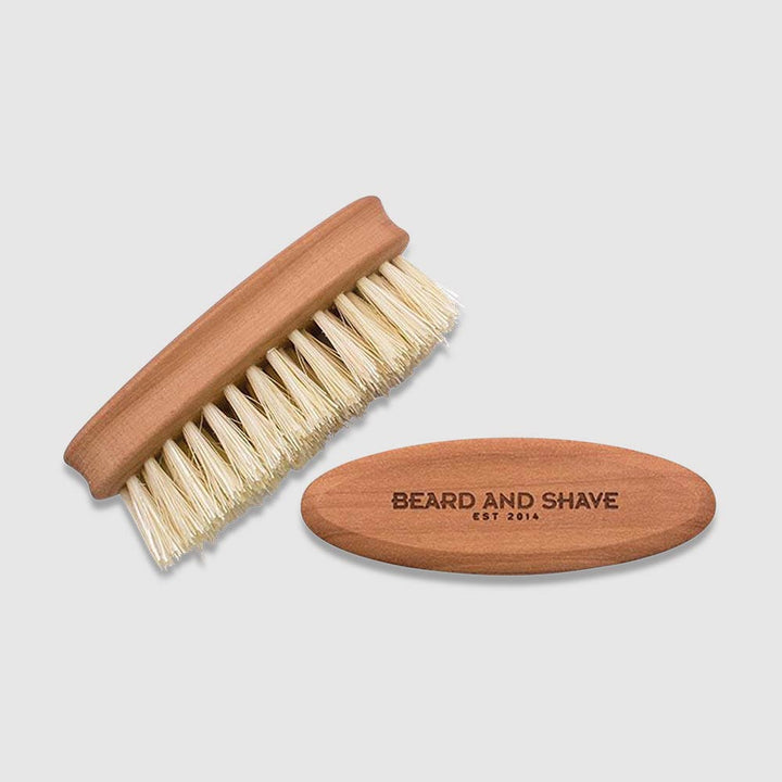Small Beard Brush Vegan – Kleine Bartbürste Vegan