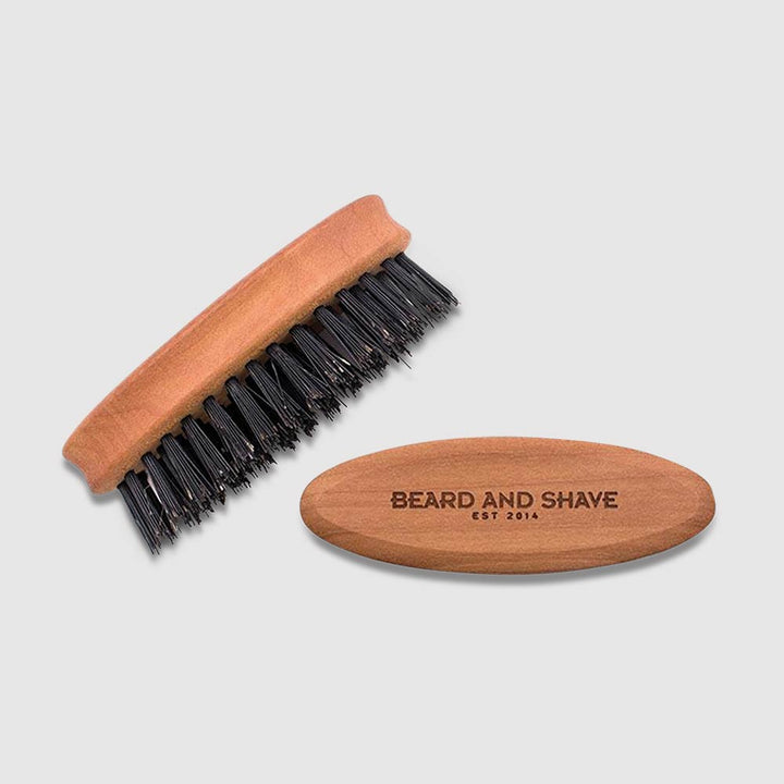 Beard and Shave - Small Beard Brush Soft – Kleine Bartbürste Weich
