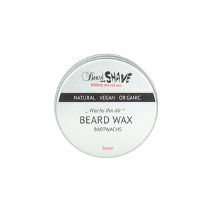 Beard and Shave - Bartwachs - Sassy - 40g
