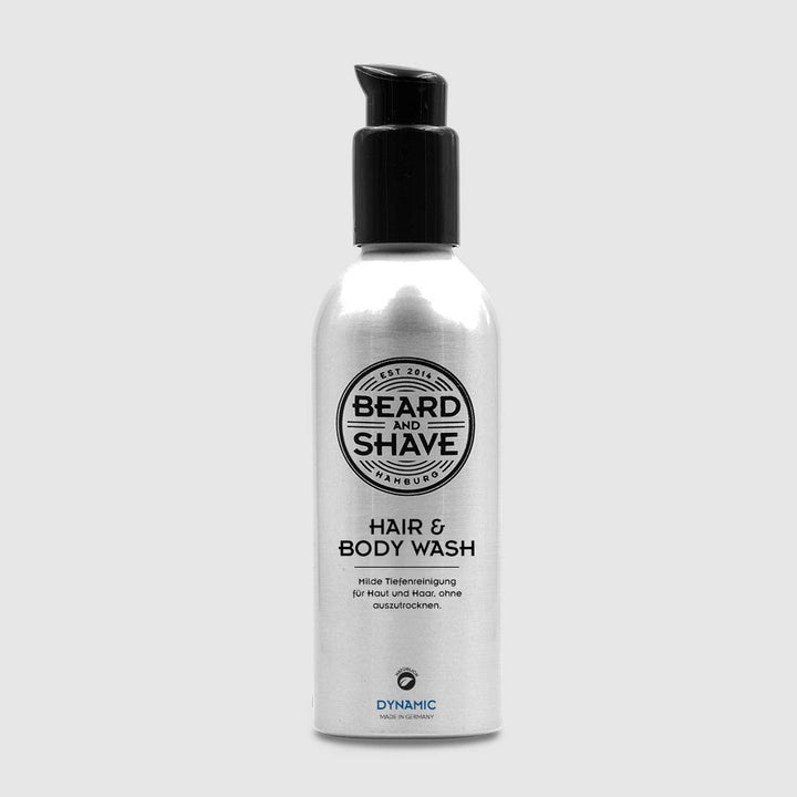Beard and Shave - Haar und Körpershampoo - Dynamic - 200 ml
