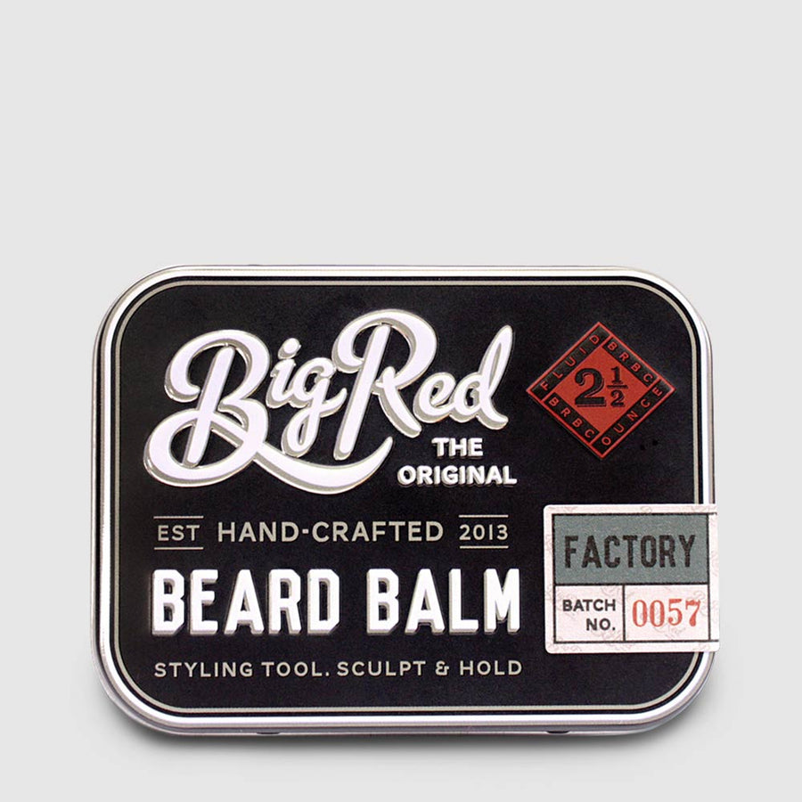 BigRed - Beard Balm Factory