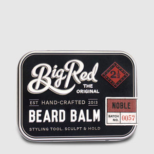 BigRed - Beard Balm Noble