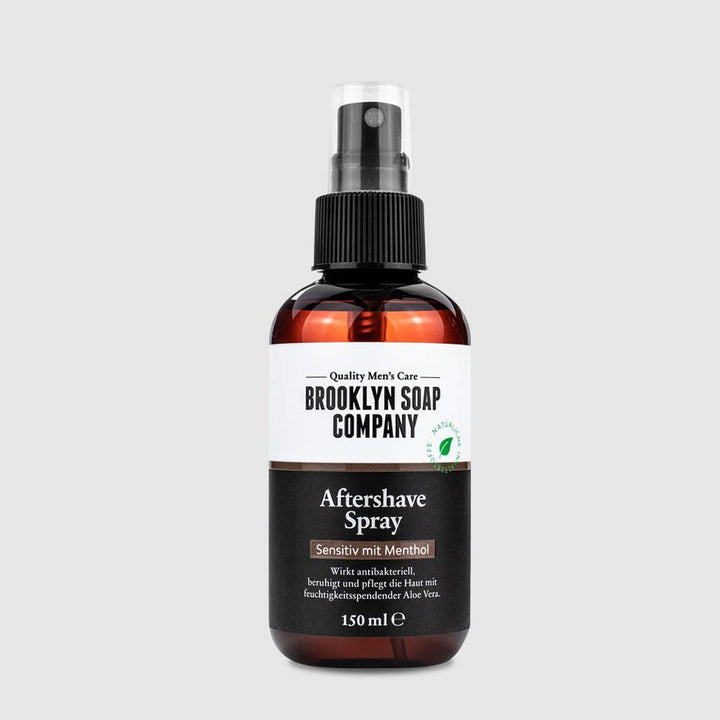 Brooklyn Soap Company – After Shave Spray – Menthol