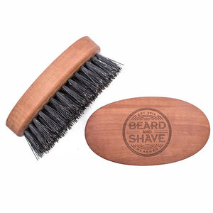 Beard and Shave - Big Beard Brush Soft – Große Bartbürste Weich