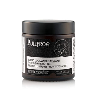 Bullfrog – Tattoo Shine Butter - Tattoopflege
