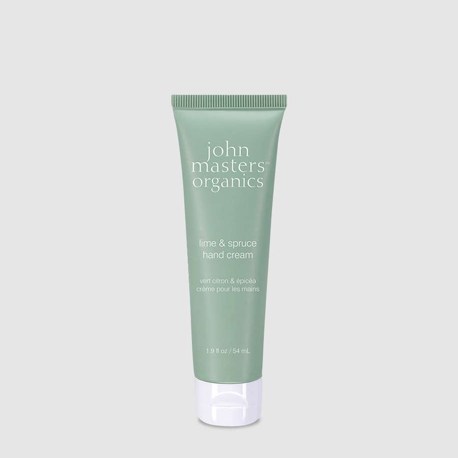 Hand Cream lime & spruce