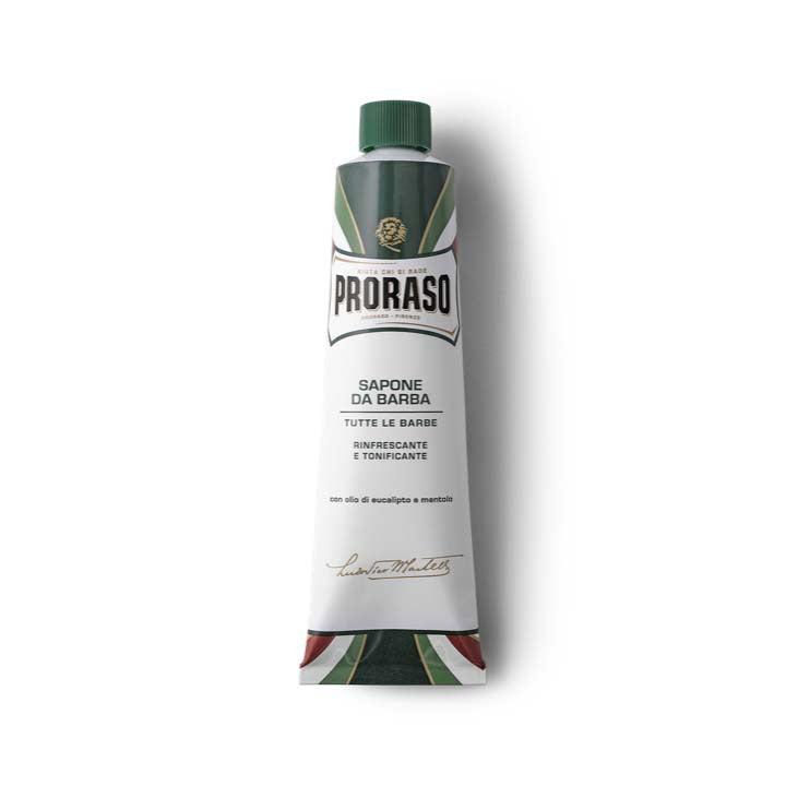 Proraso - Green - Rasiercreme 150 ml - Beard and Shave