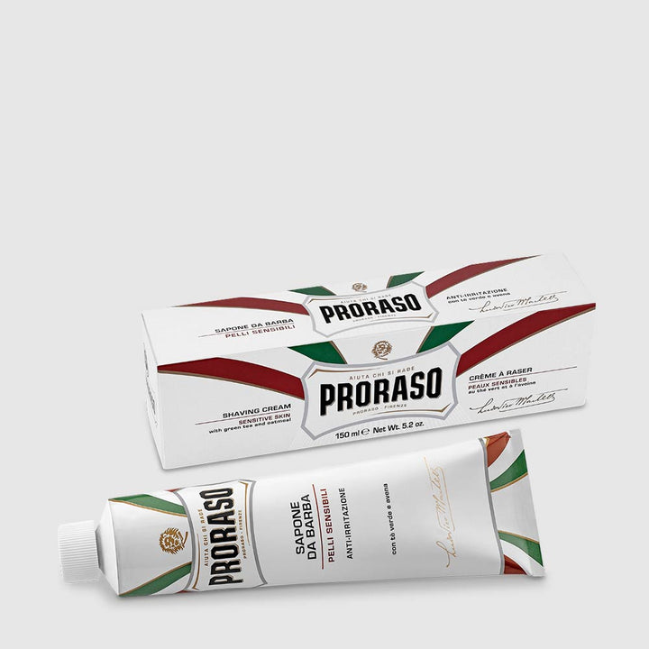 Proraso - White - Rasiercreme 150 ml – Sensitive Skin
