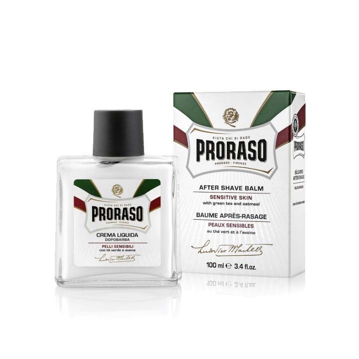 Proraso - White - After Shave Balsam 100 ml - Beard and Shave