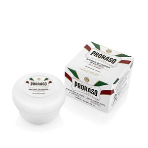 Proraso - White - Rasierseife 150 ml - Beard and Shave