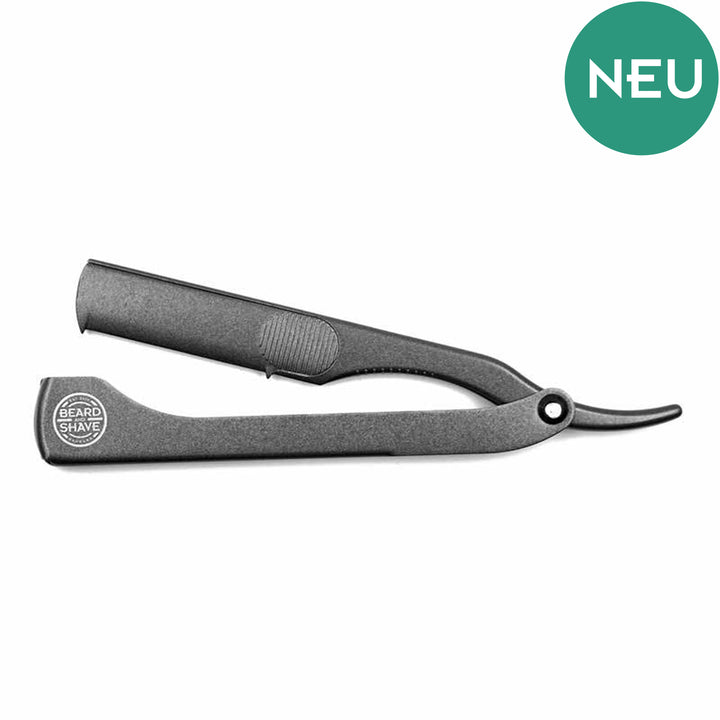 Beard and Shave Wechselklingenmesser – Barber Edition