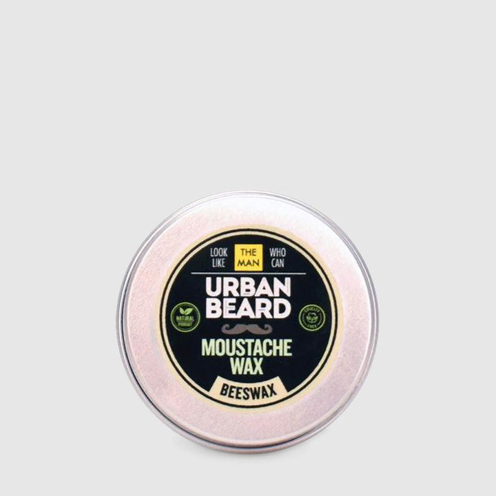 Urban Beard Moustache Wax – Bartwachs
