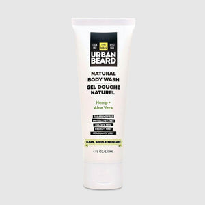 Urban Beard - Body Wash Hemp & Aloe Vera