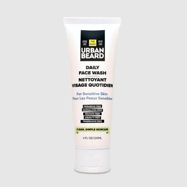 Urban Beard - Daily Face Wash Sensitive Skin