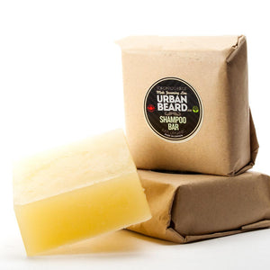 Urban Beard Shampoo Bar - Beard and Shave