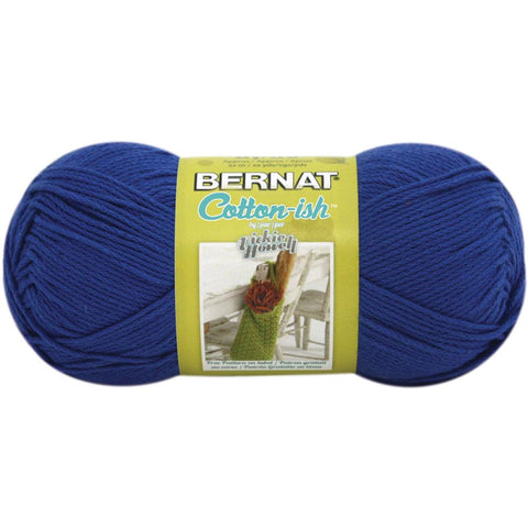 Bernat Vickie Howell - DK - Cotton-ish - Royal Denim