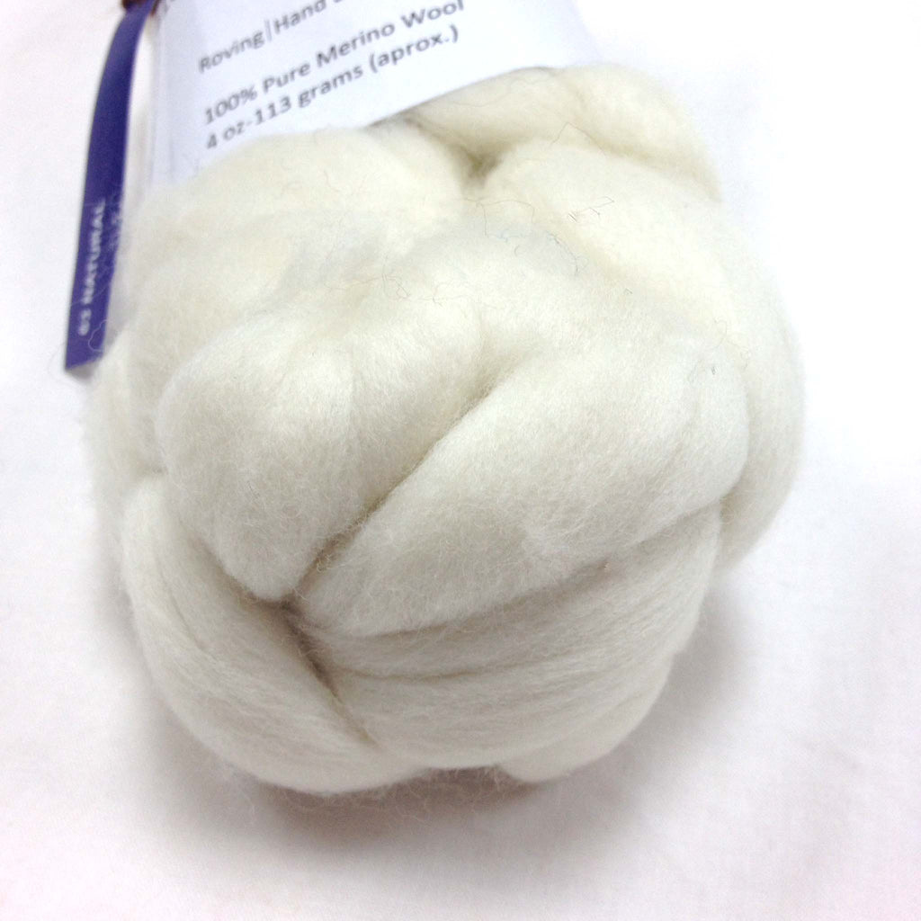 Malabrigo - roving - Nube - 63 Natural