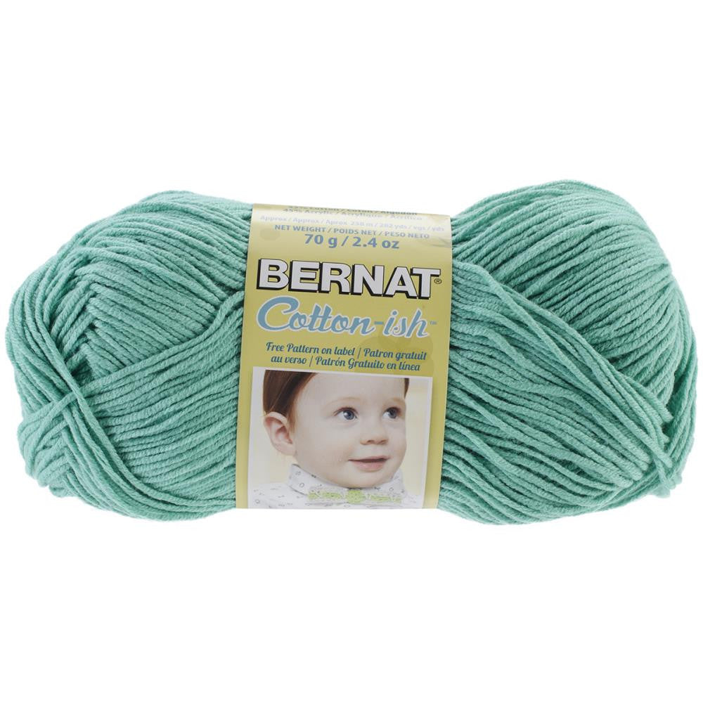 Bernat Vickie Howell - DK - Cotton-ish - Turquoise
