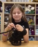 Kids Arm Knitting - yarn included