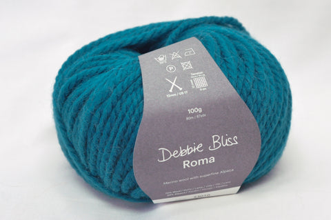 Debbie Bliss - Super Bulky - Roma - 53010 Teal