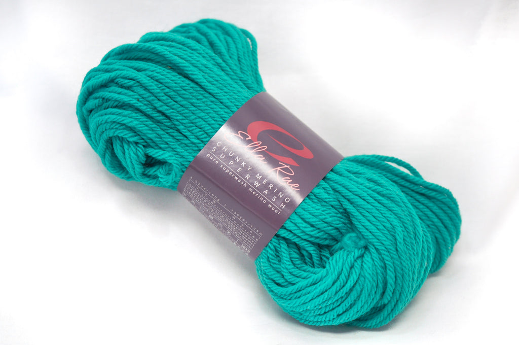 Ella Rae -  bulky weight - chunky merion superwash - 29 peacock