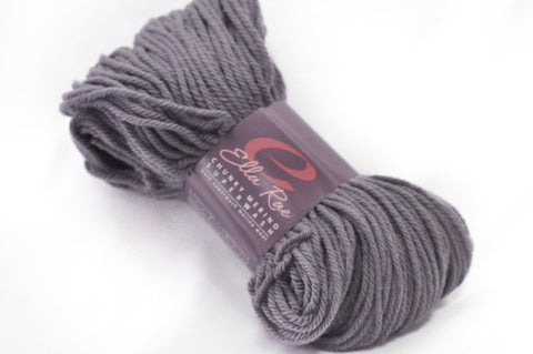 Ella Rae -  bulky weight - chunky merion superwash - 02 dusty brown