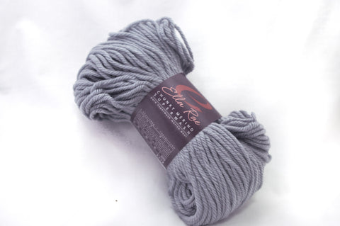 Ella Rae -  bulky weight - chunky merion superwash - 01 light grey