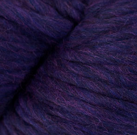 Cascade yarns - super bulky- magnum - purple jewel heather 9418