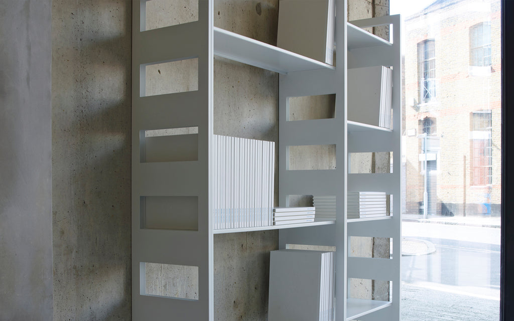 Parallel Shelving Collection