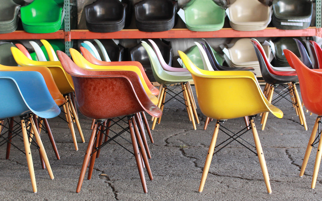 Modernica Shell Chair Collection
