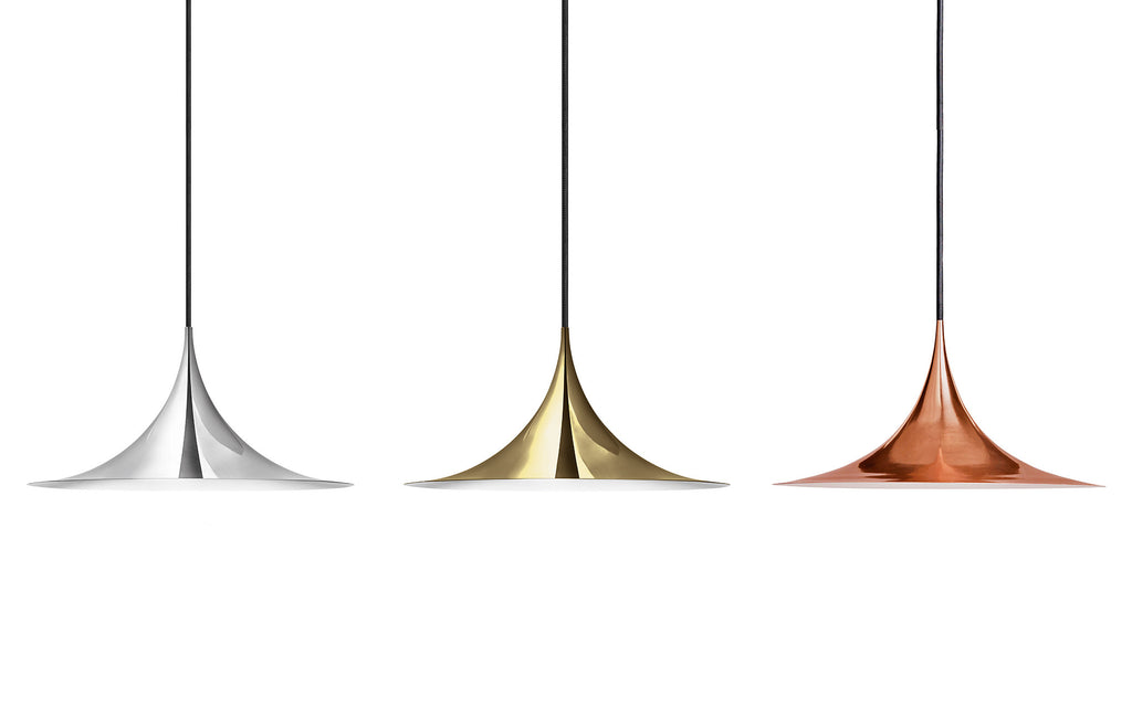 Gubi Semi Pendant Collection