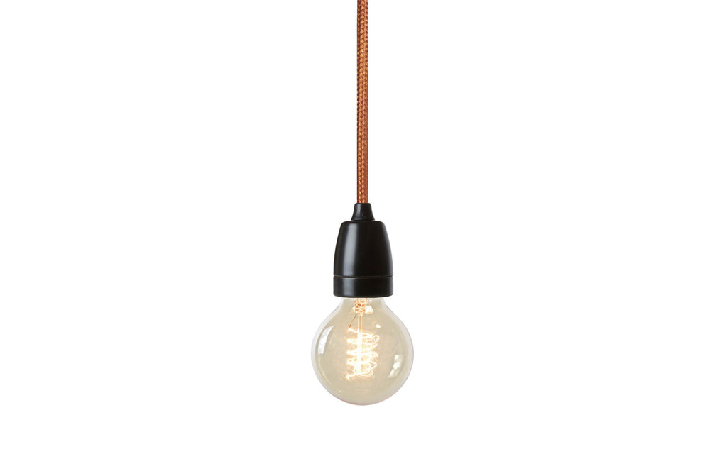 NUD Classic Black light fitting