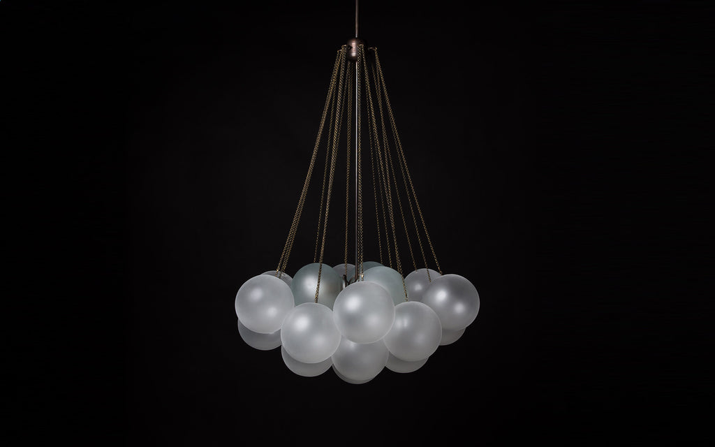Cloud 19 chandelier