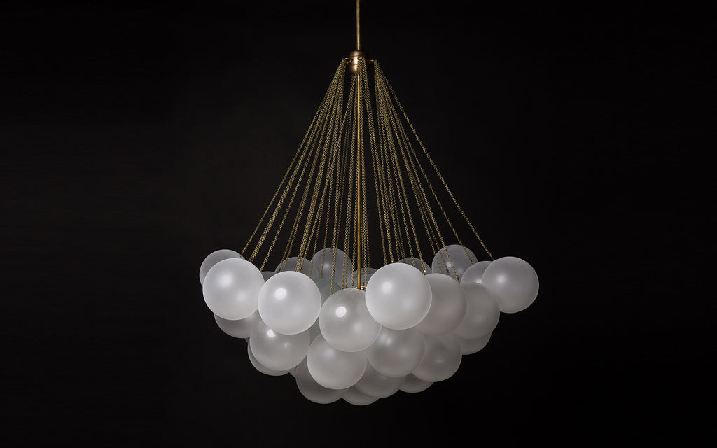 Cloud 37 chandelier