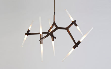 Agnes Cascade Chandelier 20 light SCP