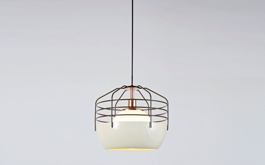 Bluff city pendant light large scp for Roll and hill bluff city