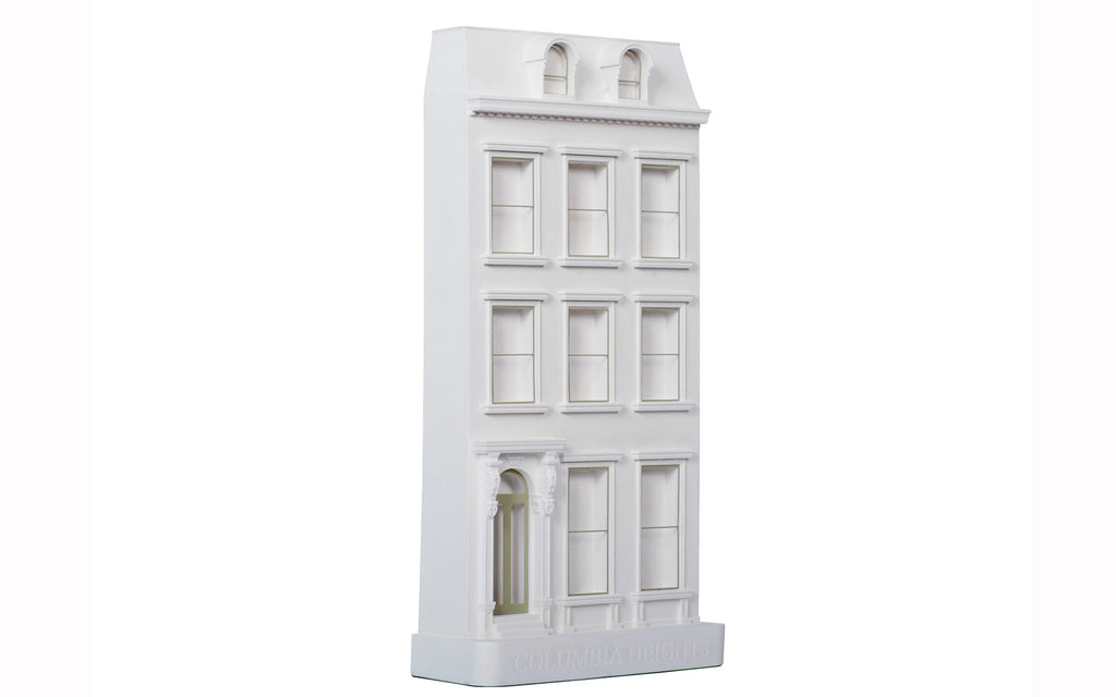 Columbia Heights plaster architectural model