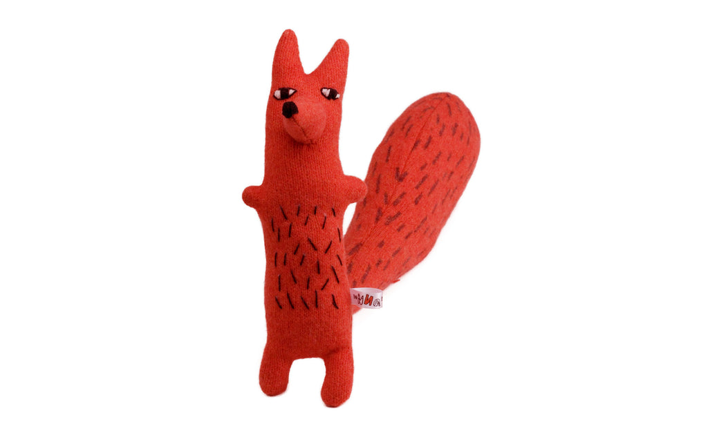 Cyril Squirrel-Fox