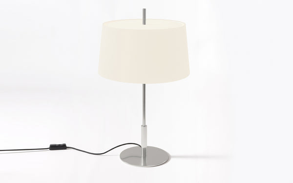 Diana Floor Lamp Brass Base by Santa