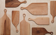 London plane chopping board