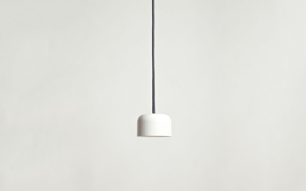 in collections pendant concrete marble jameson products white image grainger light