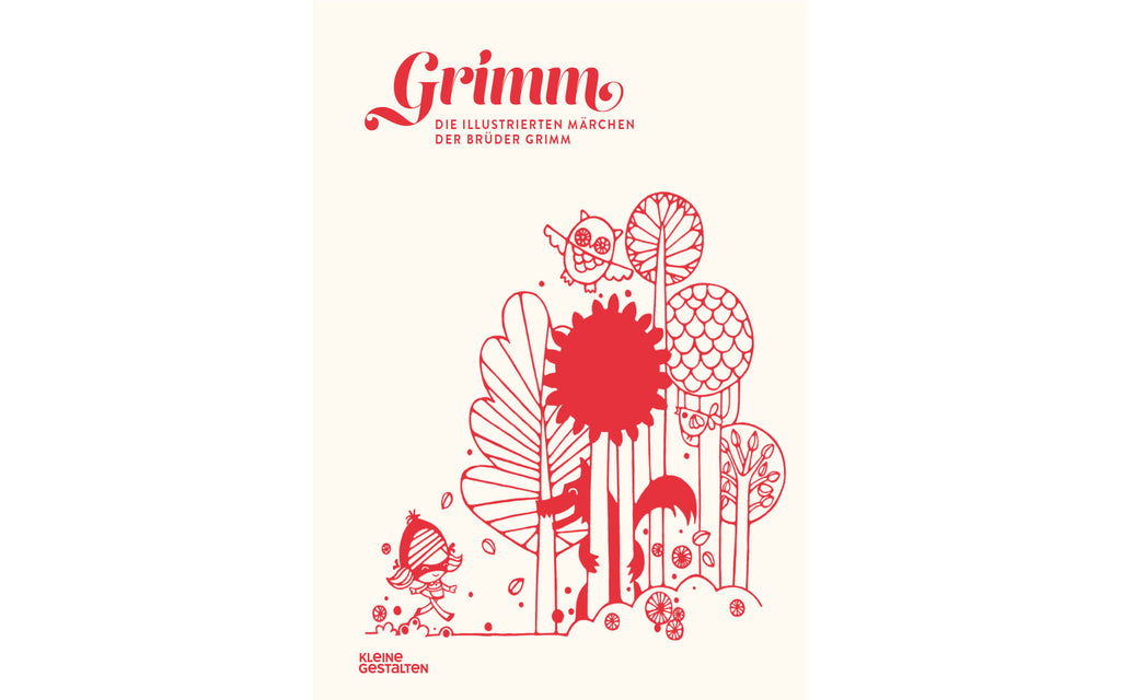 Grimm, the illustrated fairy tales