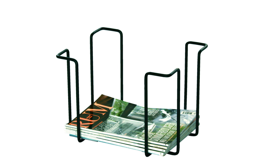 Magazine rack - short