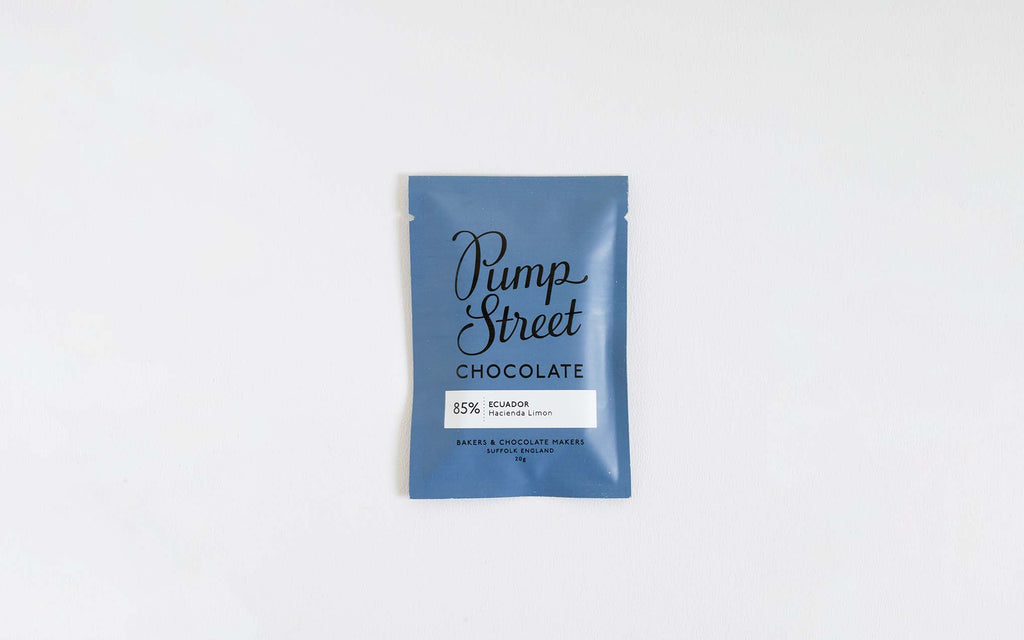 Pump Street Mini Chocolate Bars Scp